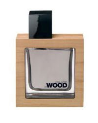 He Wood Profumo Uomo di Dsquared2 - 50 ml Eau de Toilette Spray
