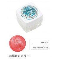 MEMORY PRO サロン向けカラージェル 11ml MPCー010・ORCHID PINK PEARL 0924909