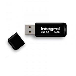 Integral Noir 64GB USB 3.0 Flash Drive
