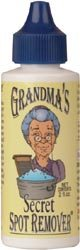 Grandma's Secret Grandma's Secret Spot Remover 2 Ounces GS1001; 6 Items/Order