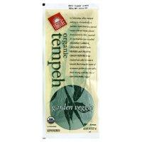 Lightlife Organic Tempeh, Garden Veggie, 8 oz, (pack of 3)