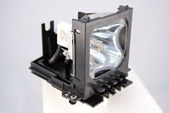 Alpha Aurum replacement projector lamp compatible for DT00591 / PRJ-RLC-011 / 78-6969-9718-4 / 456-8935 / ZU0296 04 4010 / CPX1200LAMP Front lamp DC 275W