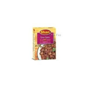Shan Liver Curry Mix - 50g (Pack of 2)