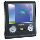 Philips Portable Media Player, 30 gig, MP3/WMA and Video Movie Player