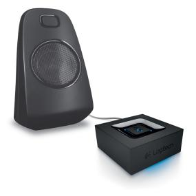 Adaptador Bluetooth y altavoz