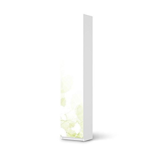 Dekorfolie-fr-IKEA-Pax-Schrank-236-cm-Hhe-1-Tr-Deko-Mbel-Aufkleber-Folie-Mbel-Folie-Einrichtung-verschnern-Dekomaterial-Design-Motiv-Flower-Light