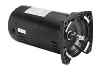 Emerson Esq1152 Square Flange Pool And Spa Motor 1-1/2 Hp