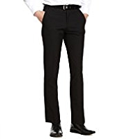 Sixth Form Slim Suit Trousers