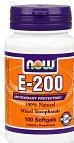 Vitamine E-200 UI 100 Capsules