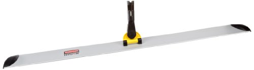 Rubbermaid Commercial Fgq58000Yl00 Hygen Quick-Connect Hall Dust Mop Frame, Single-Sided, 36-Inch, Yellow front-16676