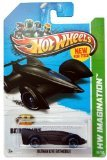 Hot Wheels Batman Live Batmobile 1:64th Scale