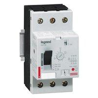 Legrand LEG02804 3-Pole Magneto-Thermal Circuit Breaker 1 A Thermal 0.63 - 1 A