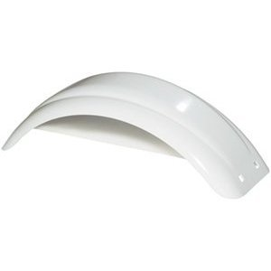 Fulton Performance Products Trailer Fender Style A White