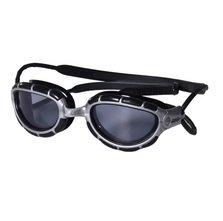 Zoggs Schwimmbrille Predator Small - Gafas de natación ( predator, entrenamiento, protección uv, pequeño ) , color negro