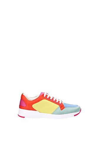 Sneakers Gucci Donna Seta Multicolore 370883KLW603963 Multicolor 35.5EU