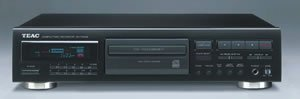 o TEAC o - CD Recorder w/ Remote Control