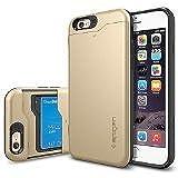 Spigen Slim Armor CS Cover Case for iPhone 6 - Champagne Gold