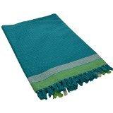 SEVEN STARS 1 Piece Cotton Bath Towel Set - Green