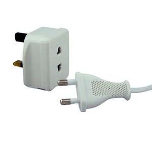Plug Adaptor for Electric Toothbrushes & Shavers