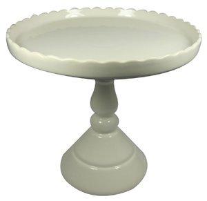 Kitchen Basics Cake Plate - Footed - Round