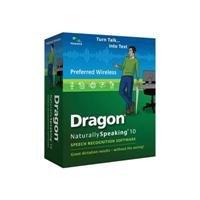 Dragon Naturally Speaking Preferred Bluetooth V10