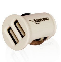 Nextech Universal Dual USB Port 2.1A Car Charger