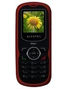 Alcatel OT-305 rot Handy ohne Branding