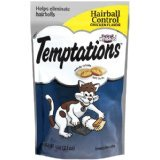 Whiskas Essential Temptations - Hairball Control - 2.1 Oz (Pack 3)