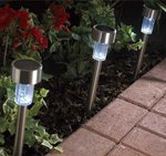 Revolution BBQ0221 Stainless Steel Marker Lights