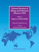 National Institute Of Allergy And Infectious Diseases, Nih: Volume 2: Impact On Global Health