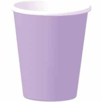 Lilac Bloom 9 oz. Cup 24 Count
