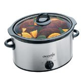 Crock Pot 37401BCI 3.5-Liter Slow Cooker, 220-volt (Non-USA Compliant), Silver (Crock Pot 220 compare prices)