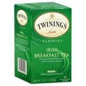 Twinings Of London Irish Breakfast Tea (Box Of 20)