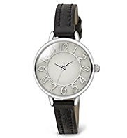 M&S Collection Round Face Analogue Watch
