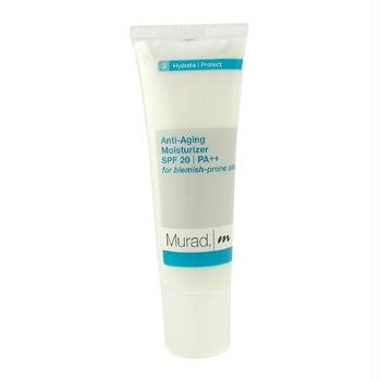 Anti Aging Moisturizer SPF 20 PA++ ( For Blemish-Prone