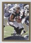 Philip Rivers #755/2,009 San Diego Chargers, St. Louis Rams (Football Card) 2009 Topps Gold #127