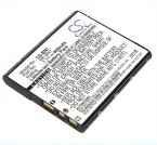 Battery for Sony Cyber-shot DSC-W310/B DSC-W310/P DSC-W320 DSC-W330 3.7V 630mAh