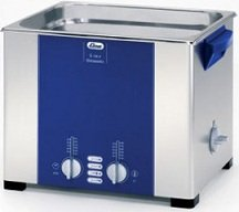 Elma Elmasonic S100H 9.5 Liter Heated Water Bath Sonicator Ultrasonic Cleaner