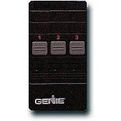 Genie blue max gpt90 3 3 channel garage door opener transmitter garage door remote controls - Blue max garage door opener ...