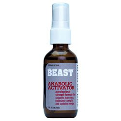 UltraLab The Beast Anabolic Activator, Oral Spray