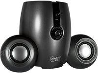 Arctic Sound S161 2.1 Lautsprecher-System (14,5 Watt) schwarz