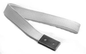 32 Inch Long Door Pull Strap For Overhead Or Side Door