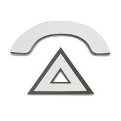 キタコ:原付二種ステッカー フロント / リアセット