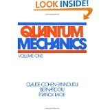 Quantum mechanics. Volume I (0471164321) by Claude Cohen-Tannoudji