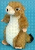 "Wishpets 7.5"" Standing Prairie Dog Plush Toy"