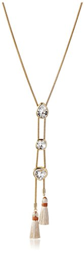 Daniela-Swaebe-18K-Gold-Plated-Jeweled-Tassel-Crystal-Rope-Necklace-29-3-Extender