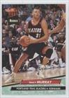 Tracy Murray Portland Trail Blazers (Basketball Card) 1992-93 Fleer Ultra #345
