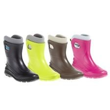 Ladies/girls Waterproof Fur Lined Snow Boots/apres Ski Boots.pink Or Purple Only.