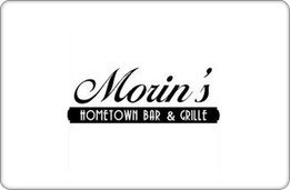 Morin'S Hometown Bar And Grille Gift Card ($10) front-762858