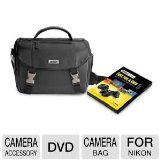 Nikon DSLR Starter Kit with Nikon School Fast - Fun and Easy DVD Set and DSLR Case